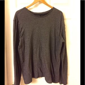 Vince | Double Layer | Pima Cotton | Long Sleeves